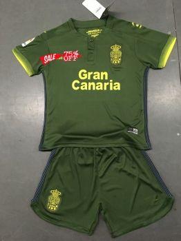 231c6a58 Kids UD Las Palmas 2018-19 Top Away Soccer Kit [N13] | cheap UD Las ...