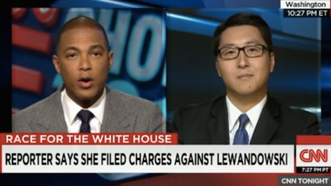 Don Lemon Shocked That Someone Would Answer a Question on His Program