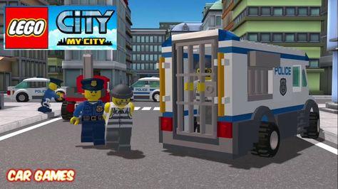 lego game | cartoon about tow truck | lego movie | lego cars | lego ...