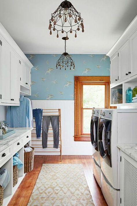 23 Small Laundry Room Ideas