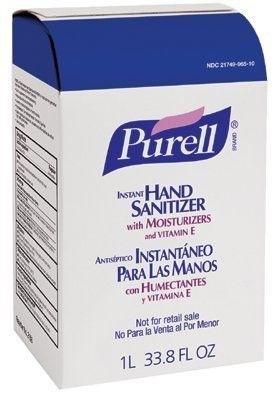 Germ X Advanced Hand Sanitizer Original Scent 1 L Hand