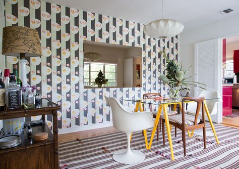 Prints Please - Work + Sea's Colorful Los Angeles Home  - Photos