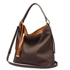Women's Bags, Crossbody Bags, Handbag Hobos Tote Shoulder Bags for Women Large Capacity Messenger Bag Purse - Coffee - CR188NKAHTE #WomensBags #CrossbodyBags #bags #women #fashion #outfits #fashionstyle
