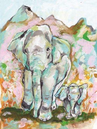Fine Art Print 8.5 x 11 Moose In Bubble Wrap