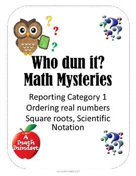 This Activity Is A Fun Way To Practice Finding Practice Reporting Category 1 8th Grade Staar Math They Will Have Fun With The Sill Math Mystery Math Math Teks