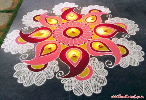 unique diwali rangoli designs for diwali 2019