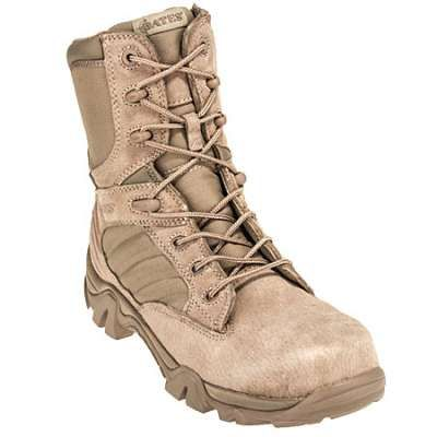 fc5b22863042 Bates boots mens tan composite toe military boot 2276 in Men Military Boots
