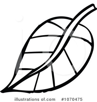 Leaf Outline Clip Art Free Leaf Outline Clip Art Leaf Outline Black And White Leaves Free Vector Illustration