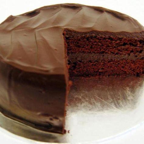 Phenomenal Sugar Free Chocolate Cake Recipe Sugar Free Chocolate Cake Personalised Birthday Cards Veneteletsinfo