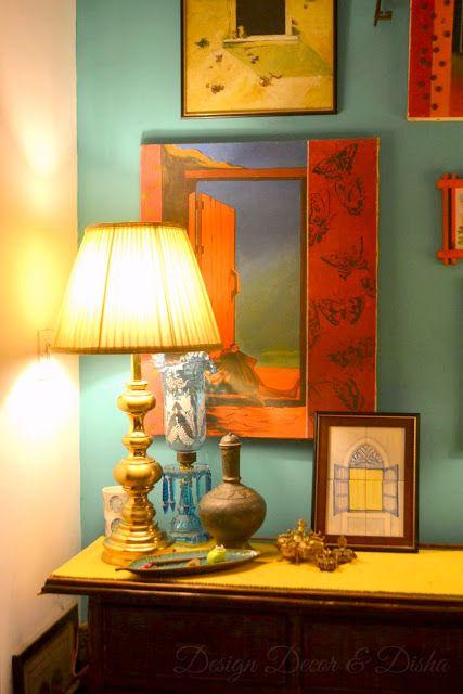 design decor disha an indian design decor blog home tour