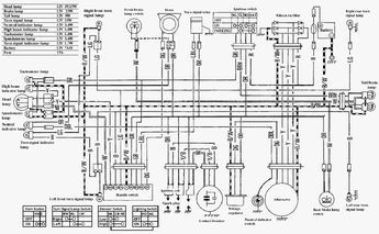 1986 Suzuki Samurai Engine Wiring Diagram Schematic