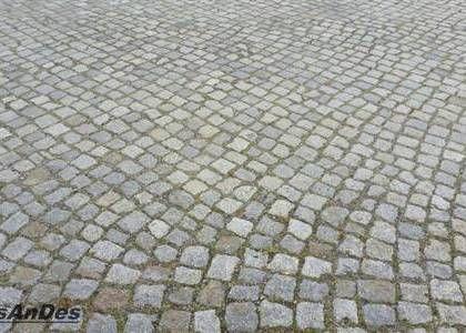 Kleinsteinpflaster 8 11 Abgefahrendes Granitpflaster Granitpflaster Granitmauer Granit Treppenstufen