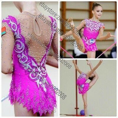 Acro//Rhythmic Gymnastics leotard//Ice skating dress//Tap//Dance costume//Twirling