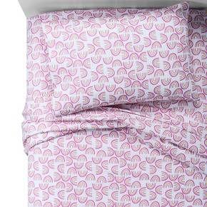 Rainbows 100 Cotton Sheet Set Twin Pillowfort Cotton Sheet