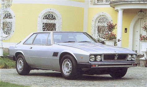Maserati Kyalami 4900 of 1978   Automobiel