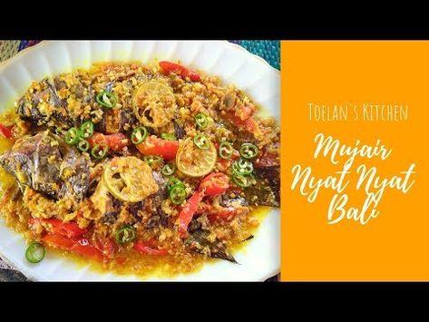 Resep Mujair Nyat Nyat Khas Kintamani Bali Balinese Tilapia Fish With Chopped Seasoning Youtube Makanan Masakan Tilapia