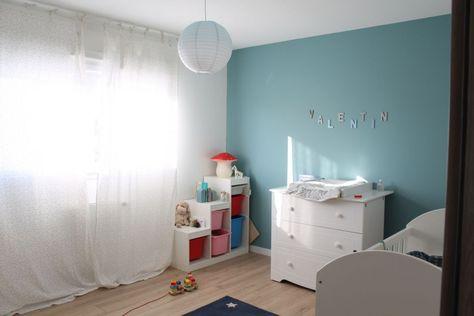Chambre de notre petit garçon, 2 ans | Deco chambre, Deco ...