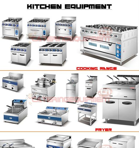 Stainless Steel Restaurant Commercial Kitchen Equipment (Bake Tools And Equipment)