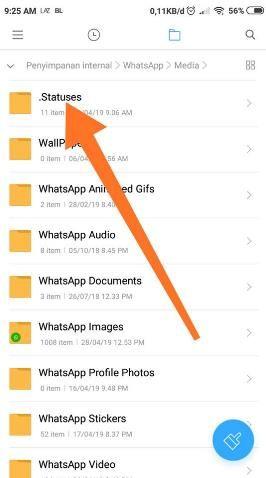 Cara Menyimpan Status Story Whatsapp Teman Terbaru Whatsapp Status Teman Cara Tips Trik Teknologi Teman Aplikasi Tips