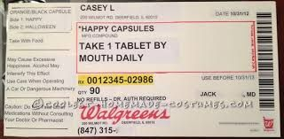 Image Result For Prescription Bottle Label Template