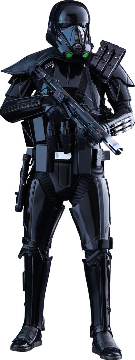 Star Wars Death Trooper Specialist Sixth Scale Figure by Hot   Sideshow…