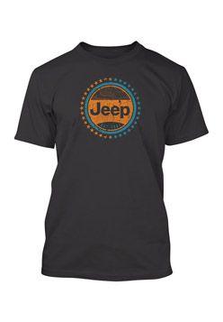 Jeep Ae Men 27s Established 1941 T 2dshirt