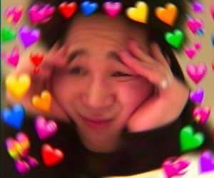 Edit Hearts And I Love You Image Heart Meme Bts Emoji Cute Love Memes