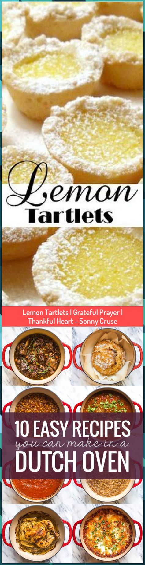 Lemon Tartlets | Grateful Prayer | Thankful Heart - Sonny Cruse #Cruse #Grateful #Heart #Lemon #Prayer #Sonny #Tartlets #Thankful