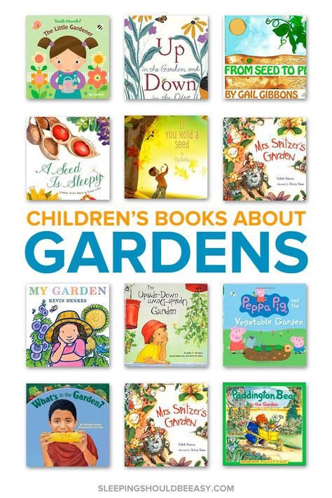 The Best Children's Books about Gardening