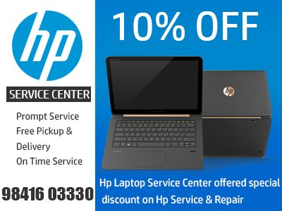 Hp Laptop Service Center in Tambaram | Hp Laptop Service