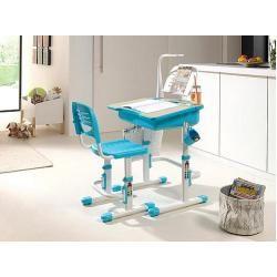 Vipack Kinder-Schreibtisch und Stuhl Comfortline ergonomisch höhenverstellbar VipackVipack