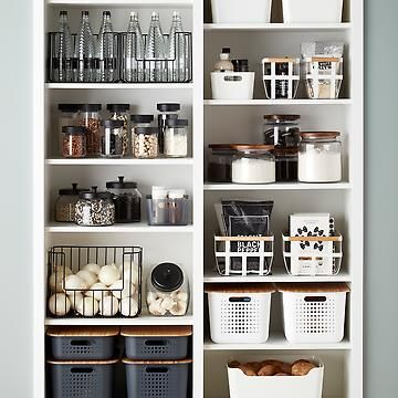 Kitchen Sale In 2020 Stacking Bins Container Store Cheap Home Decor