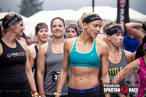 Spartan Chicks in Washington - AROO! #Washington #SpartanChicked #SpartanRace #Motivation #Inspiration #Fitness #GetFit #Fun