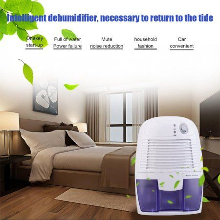 Other Household Appliances Home Kitchen Mini Portable Electric Bedroom Drying Moisture Absorber Air Room Dehum Mini Dehumidifier Dehumidifiers Eclectic Bedroom