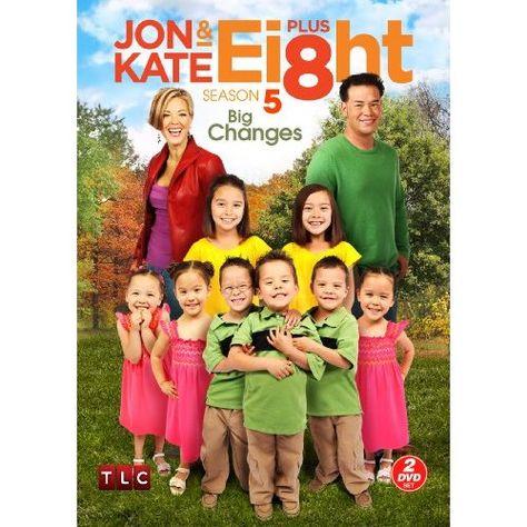 Amazon.com: Jon and Kate Plus Eight: Season 5 - Big Changes: Kate Gosselin, Jon Gosselin, Tender Loving Care: Movies & TV