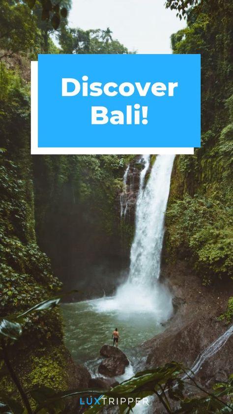 Make this the year you finally visit Bali! #luxtripper #luxury #luxurytravel #travel #bali #indonesia #baliholiday #baliholidays #balihoneymoon