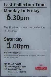 Post Office Collection Times >> Post Box Collection Times In 2019 Post Box Box Collection