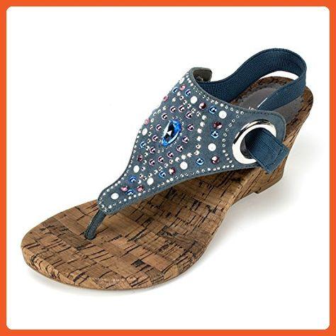 e34c8e101704 White Mountain Shoes  ADELINE  Women s Sandal