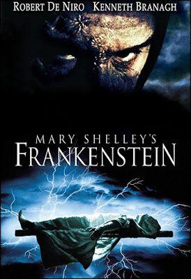 El Oscuro Rincon Del Terror Frankenstein De Mary Shelley Ver Pelicula De Terror Frankenstein Afiche De Pelicula