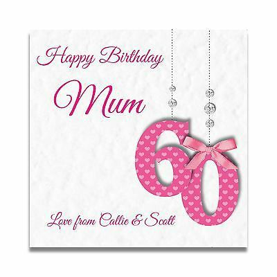 Pin By Liliana Romero On Cards In 2021 60th Birthday Cards 70th Birthday Card 40th Birthday Cards