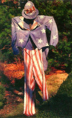 Uncle Sam Uniform by Brick Cottage