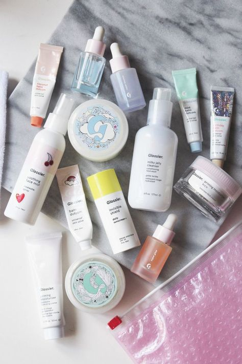 Glossier 101 | The Skincare — Beauty by Kelsey