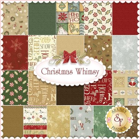 Collection of Christmas Fabric Collections - Christmas Tree ... : christmas quilt fabric collections - Adamdwight.com