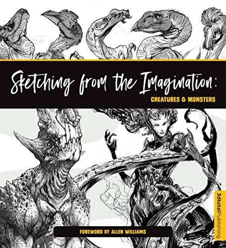 Download Pdf Sketching From The Imagination Creatures With