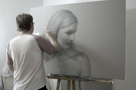 25 Unbelievable Photorealistic Pencil Drawings by Dirk Dzimirsky