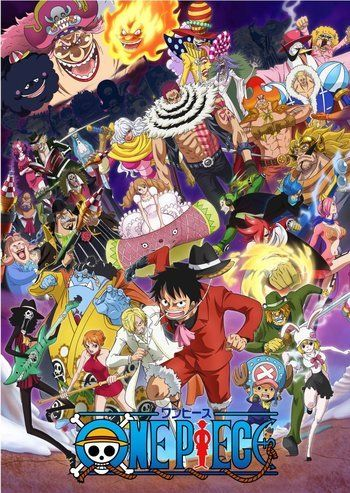 One Piece Crew Members Wallpapers One Piece Whole Cake Island Arc Recap Tv Tropes One Piece Wano Country Arc Recap Tv In 2020 One Piece Episodes Anime One Piece Crew