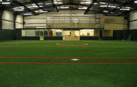Mansion with indoor soccer field  Indoor softball field defiantly having one of these | Future home ...