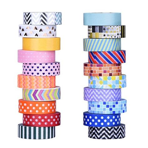 washi tape Pink spotty decorative washi tape 10m craft tape scrapbooking
