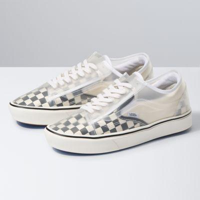 Checkerboard ComfyCush Slip-Skool