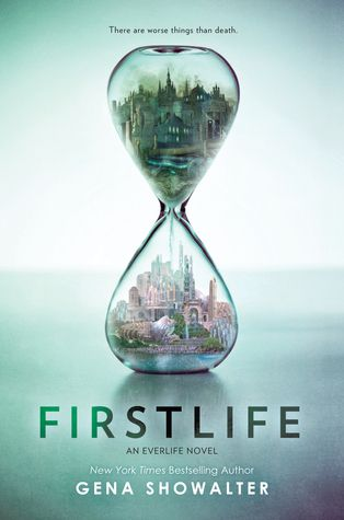 """Firstlife (Everlife #1) by Gena Showalter Release Date: 23/02/16 ONE CHOICE. TWO REALMS. NO SECOND CHANCE. Tenley """"Ten"""" Lockwood is an average seventeen-year-old girl…who has spent the past thirtee…"""